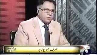 Hassan Nisar: Nationalistic & Religious Exploitation