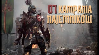 Zagrajmy w Mordheim: City of the Damned - Ludzcy Najemnicy (07)