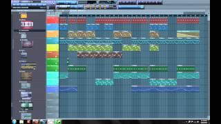 FL Studio 10 - Electro Instrumental