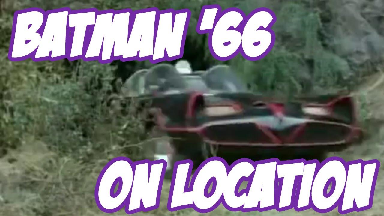 Batman 1966 on location the batcave bronson caves - Hollywood hills tv show ...