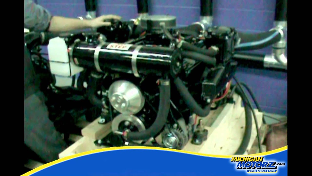maxresdefault 5 7l indmar mpi 325hp complete inboard marine engine package youtube