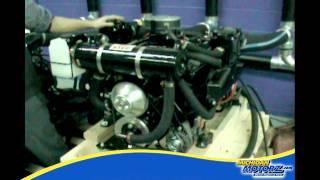 5.7L Indmar MPI 325HP Complete INBOARD Marine Engine Package