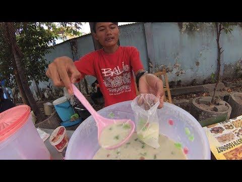 Indonesia Surabaya Street Food 3616 Es Manado Sirsak Asli Jalan Pelatuk  YDXJ0554