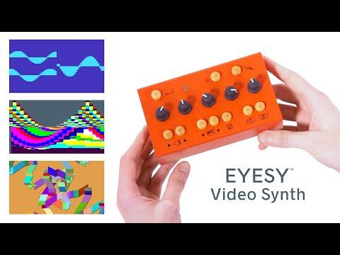 EYESY Video Synthesizer - KICKSTARTER!