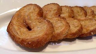Homemade Easy, Delicious Palmiers / Bánh Bướm Cuộn