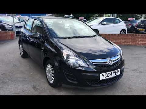 2014 Vauxhall Corsa 1.2 S A/C - Catalina Of Stanningley