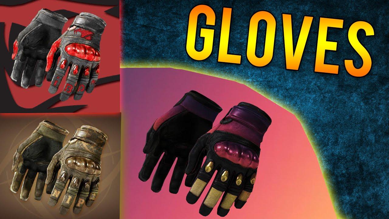 Resultado de imagen de gloves de la glove case