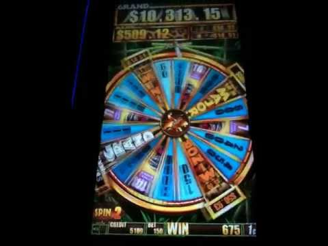 The Only Real Time Grand Prize Jackpot Win on YouTube Tarzan Slot - Max Bet - Grand + Mini Bonus