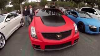 Cars and Coffee Irvine 2/2/13