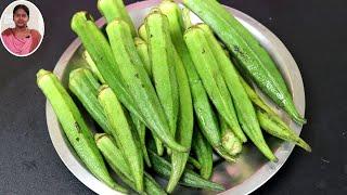 வெண்டைக்காய்-ல கூட மொறுமொறுனு ஸ்னாக் செய்ய முடியுமா | Snacks Recipes in Tamil