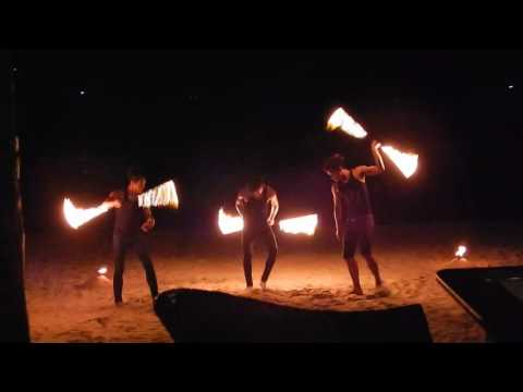 Koh Samui Fire Dancing.