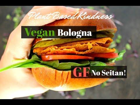 Vegan Gluten-Free Deli Meat (Bologna Style) Everyday Vegan Food