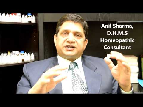 Eczema treatment with Homeopathy - Hindi