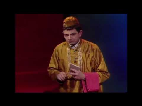 Rowan Atkinson - Drunks in an Indian restaurant (magyar felirattal)
