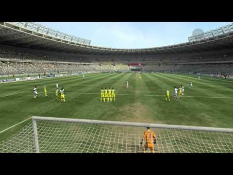 FIFA 3 เตะมุมเข้า กับ ยิงฟรีคิก เข้าบ้างไม่เข้าบ้าง By Flintz