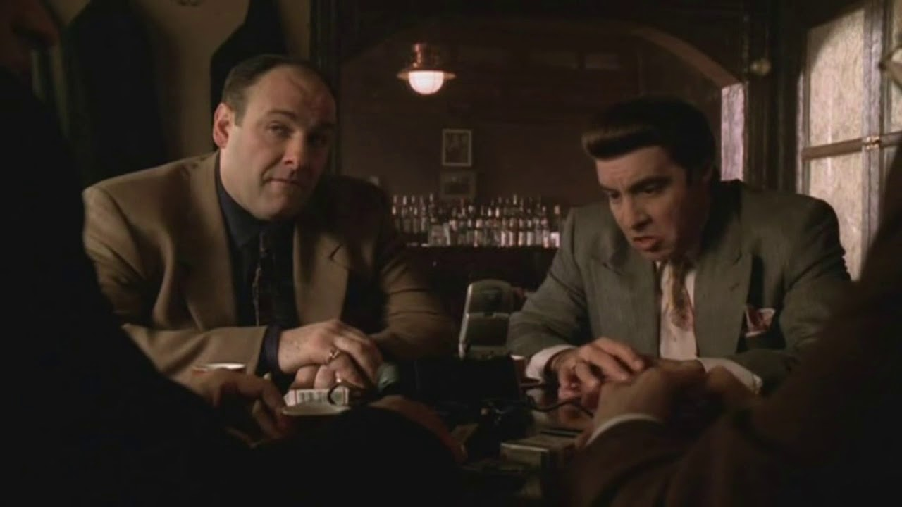 Sopranos and Lupertazzi's Sitdown to discuss Ralph - The ...
