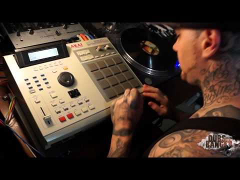 Classic R&B Soul Sample MPC Beat Making Video 90s Boom Bap