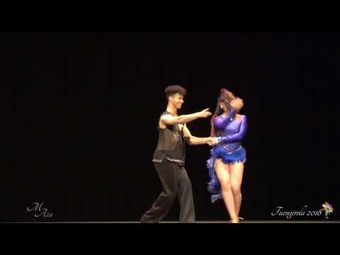 Fuengirola Baile ESCENARIO Salsa 12 a 18 D 1, 2 y 3