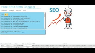 [FREE] SEO Stats Checker - Free Online SEO Tools