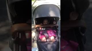 [육아 vlog] 동네한바퀴 해쪄염