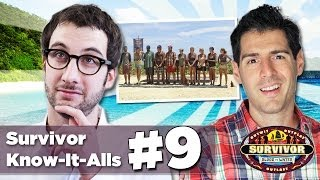 Survivor Blood vs Water Episode 9 Recap: Know-It-Alls Review My Brother