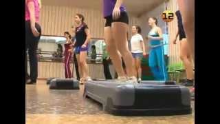 Третий урок физкультуры в школах Марий Эл
