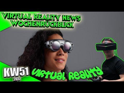 Virtual Reality News (Wochenrückblick KW51) [VR Games][VR Hardware][Vive][Rift][Pimax][WMR][PSVR]