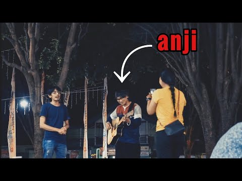 Jadi Musisi Jalanan di BANYUWANGI • Feat : Tepe46 • (EPISODE 1)