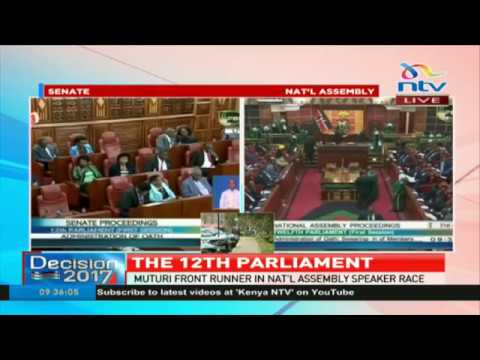 Proceedings from the 12th Parliament as Senators, MPs take oath of office