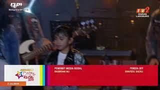 Konsert Akhir Megastar Bintang Kecil 2019