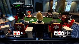 World Series of Poker -  Full House Pro - Xbox 360