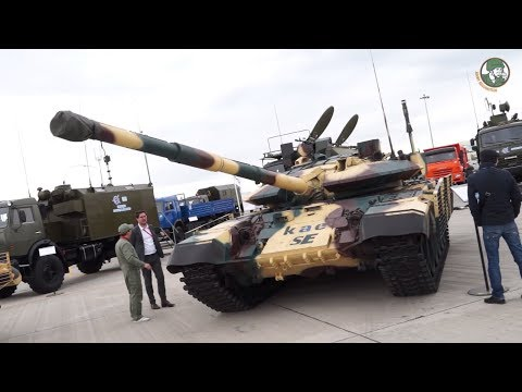KADEX 2018 Day 2: Kazakhstan Defense Industry latest innovations