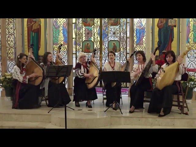Snihova Kolyadka - CarolingTogether 2016