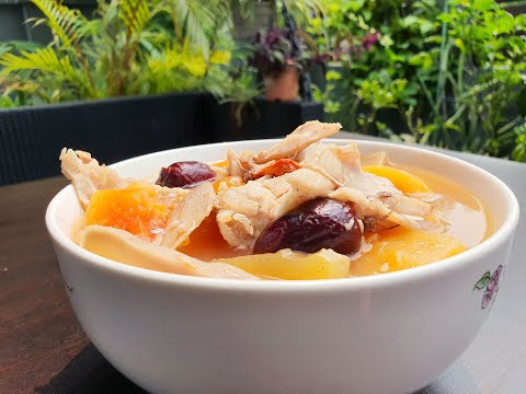 The Confinement Series: Papaya Threadfin Soup