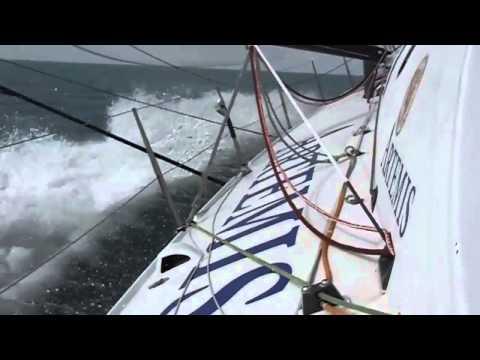 IMOCA 60- Artemis Ocean Racing