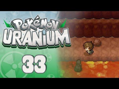 Pokemon Uranium Part 33 VICTORY ROAD! ( Pokemon Fan Game ) Walkthrough Gameplay