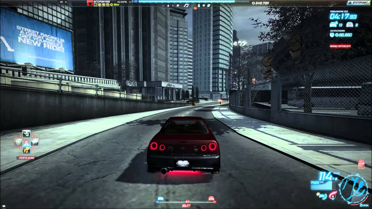 Need For Speed Car Race Game Free Download
