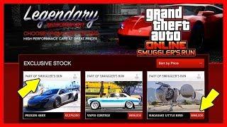 GTA 5 Online: ОБНОВЛЕНИЕ «Контрабандисты» | СКОЛЬКО ДЕНЕГ НУЖНО НА DLC | Smuggler's Run DLC 2017