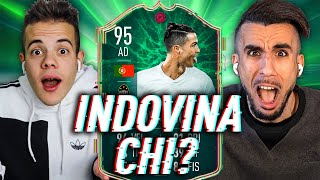 CHI PERDE SCARTA!!! INDOVINA CHI con SHAPESHIFTERS! - Enry Lazza vs Ohm | FIFA 20 ITA