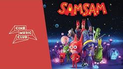 "Lucie Vagenheim - Cosmic Groove (French Version) | Extrait du film ""SamSam"""