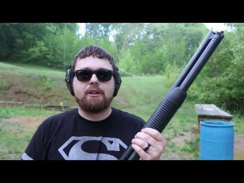 Pistol Grip Mossberg 500 for Home Defense??