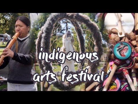UC Davis Indigenous Arts Market 2018