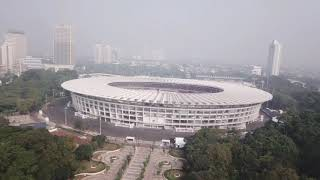 Gelora Bung Karno, Indonesia (Rank 7). The largest football stadiums in the world