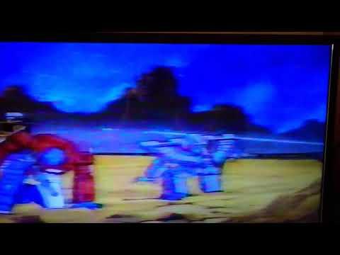 Magyar Transformers G1 reklám 1991 környékéről