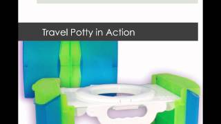 Cool Gear Travel Potty Review