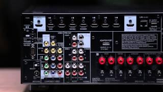 Pioneer AV Receivers: Connectivity with vTuner Internet Radio