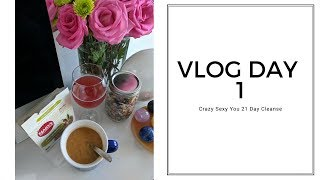 VLOG DAY 1| Kris Carr