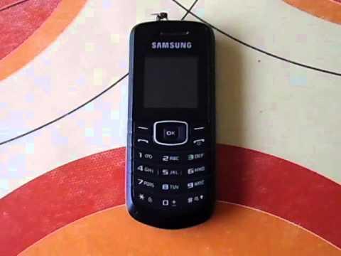 Samsung GTE 1080W Ringtone - Classic Belltone