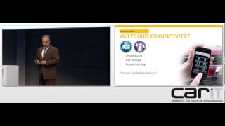 carIT Kongress 2014: Burkhard Milke (Opel)