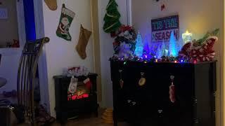 Christmas 2018 Home Decor Displays